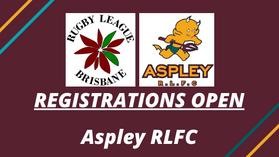Registrations Now Open: Aspley RLFC