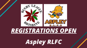 Registrations Now Open: Aspley RLFC