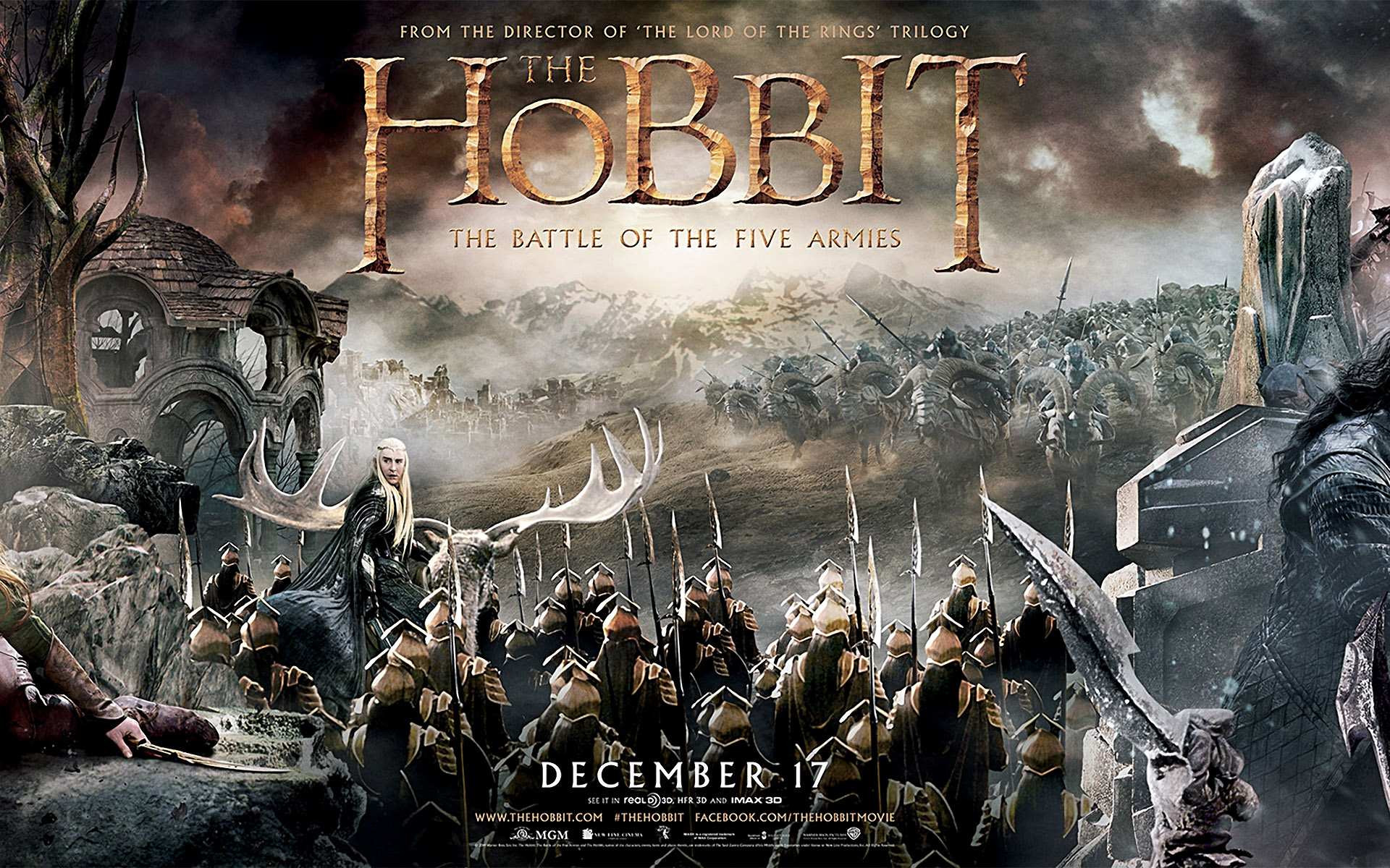 WB Home Ent- The Hobbit