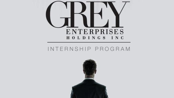 50 Shades of Grey: Internship App