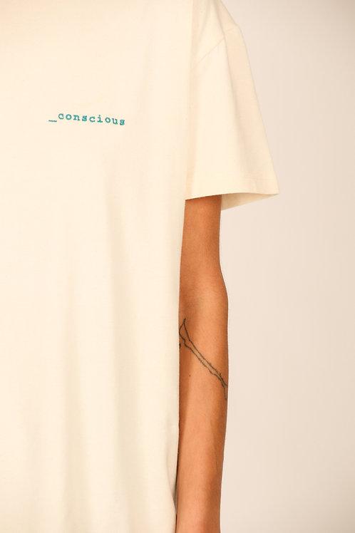 CONSCIOUS t-shirt