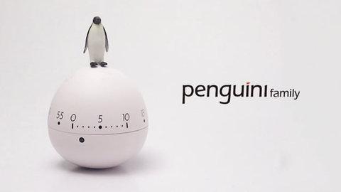 펭귄들의 허들링을 닮은 Penguini