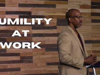 Humility at Work