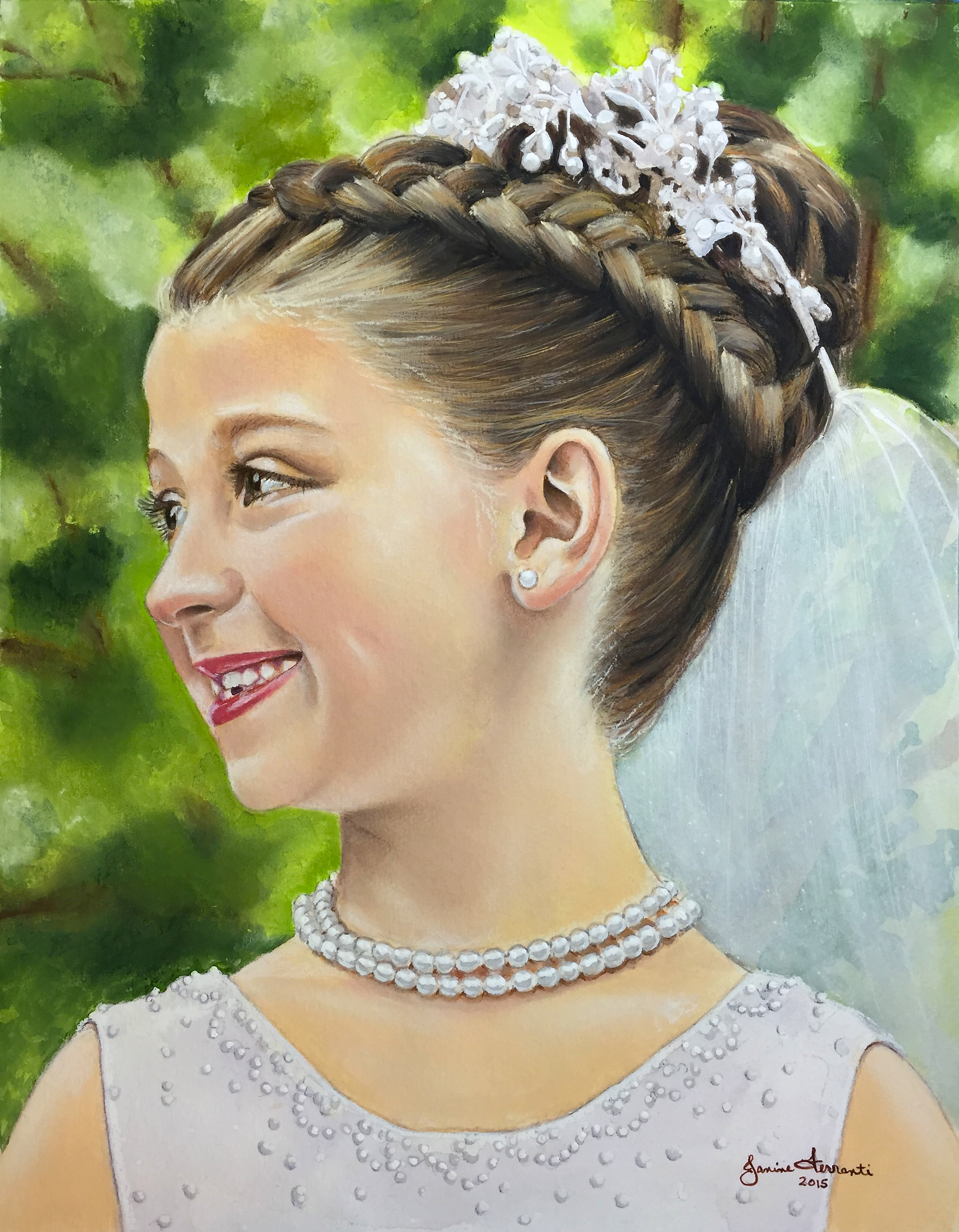 """Liliana's First Holy Communion"""