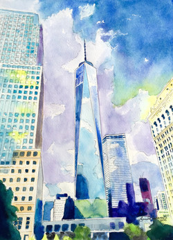 """Freedom Tower"""