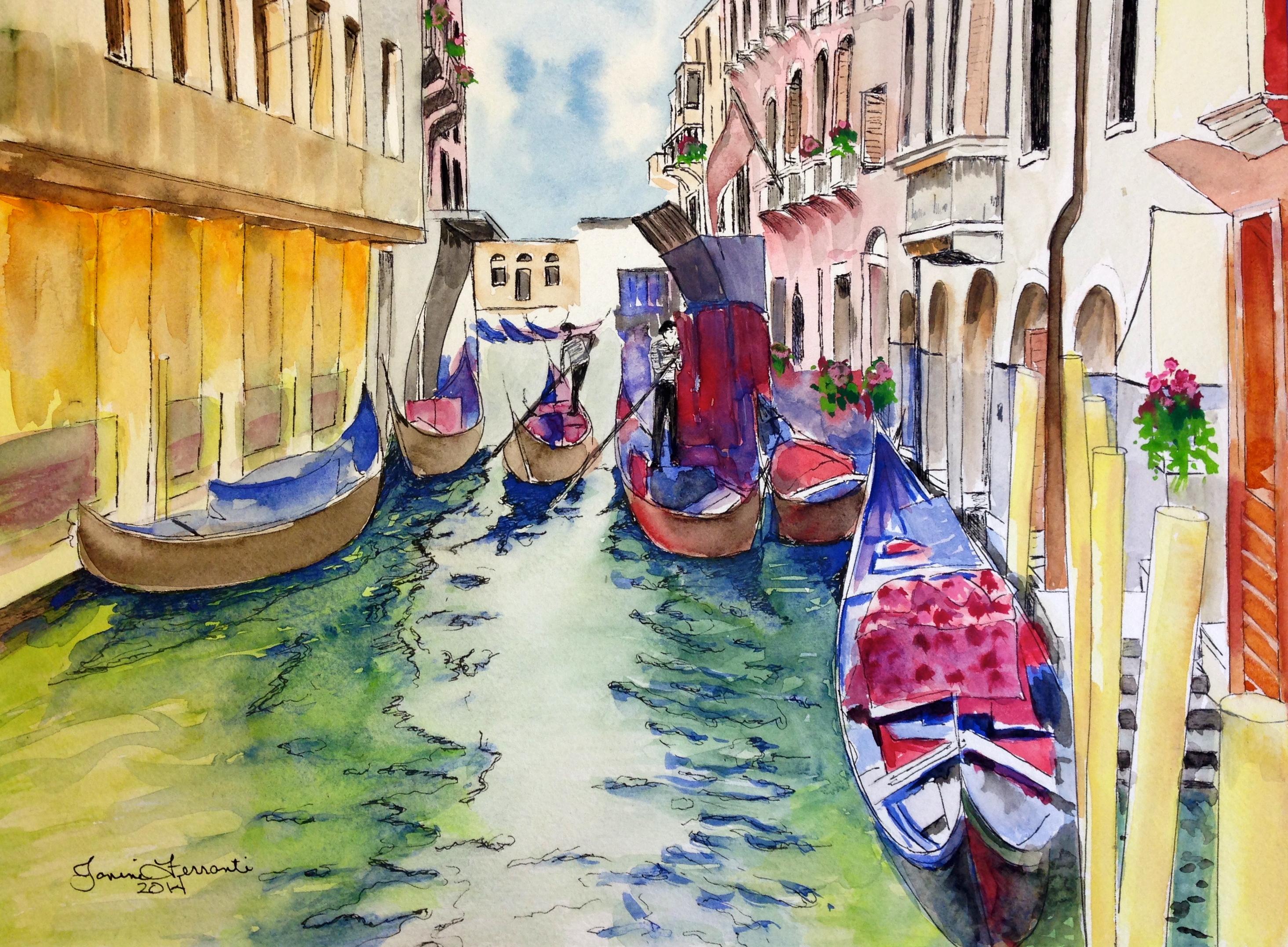 """Venice In The Morning"""