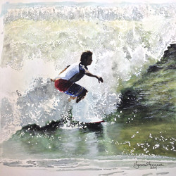 """Chasing Waves"""