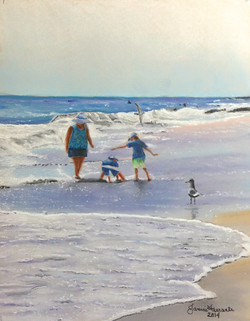 """""""Beach with Grammy"""""""