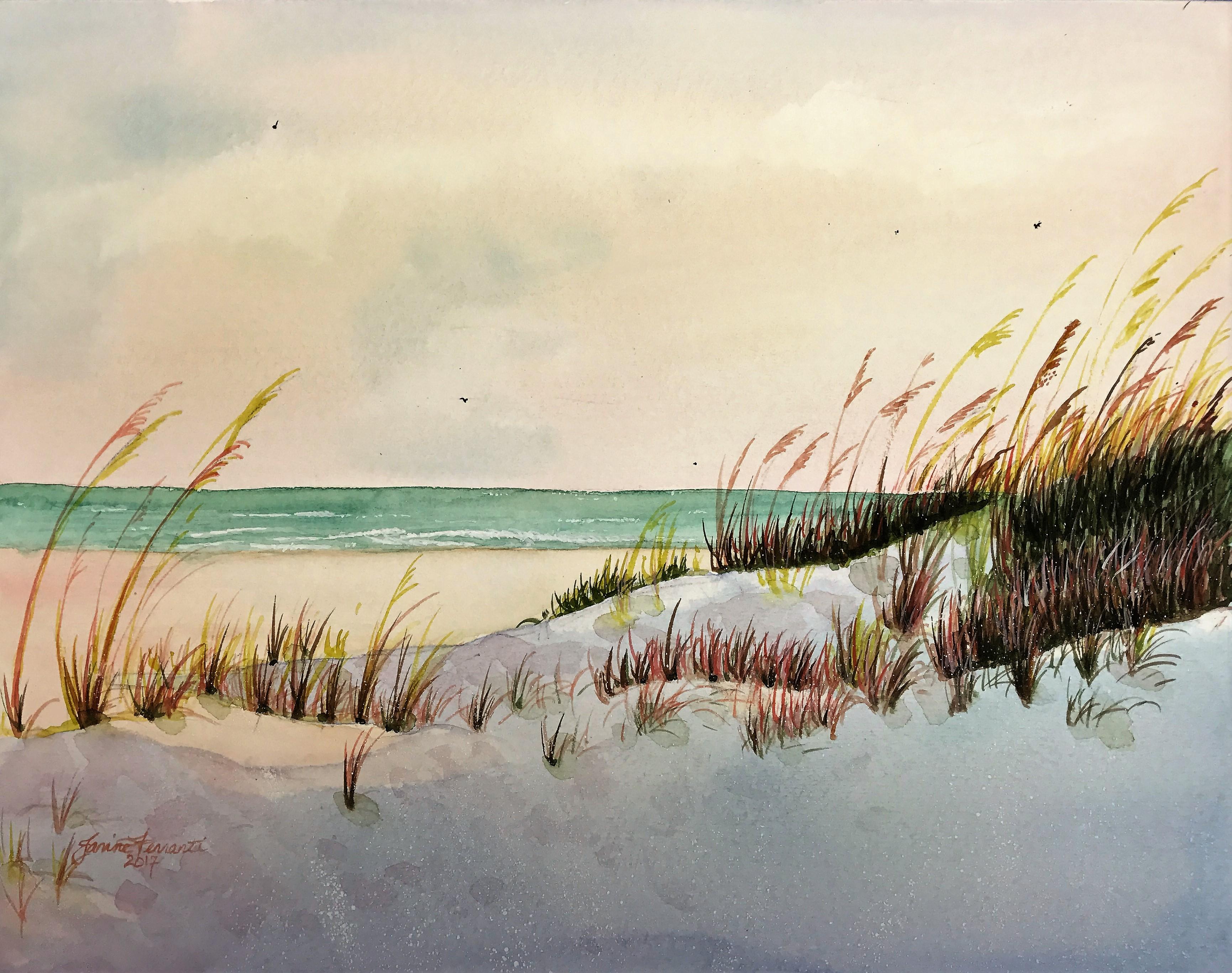 Pastel Dunes 2