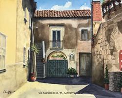 Via Parrocchia, 45, Caserta, Italy