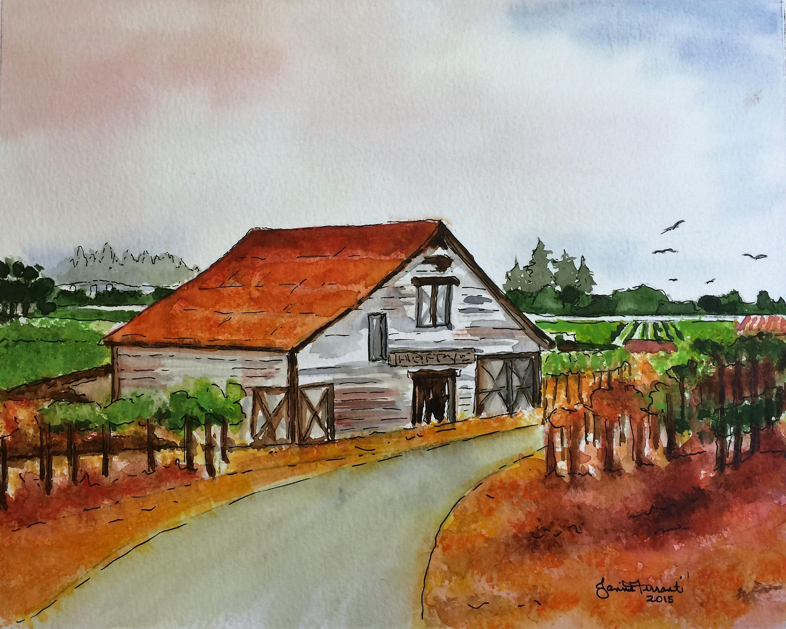White Barn Vineyard