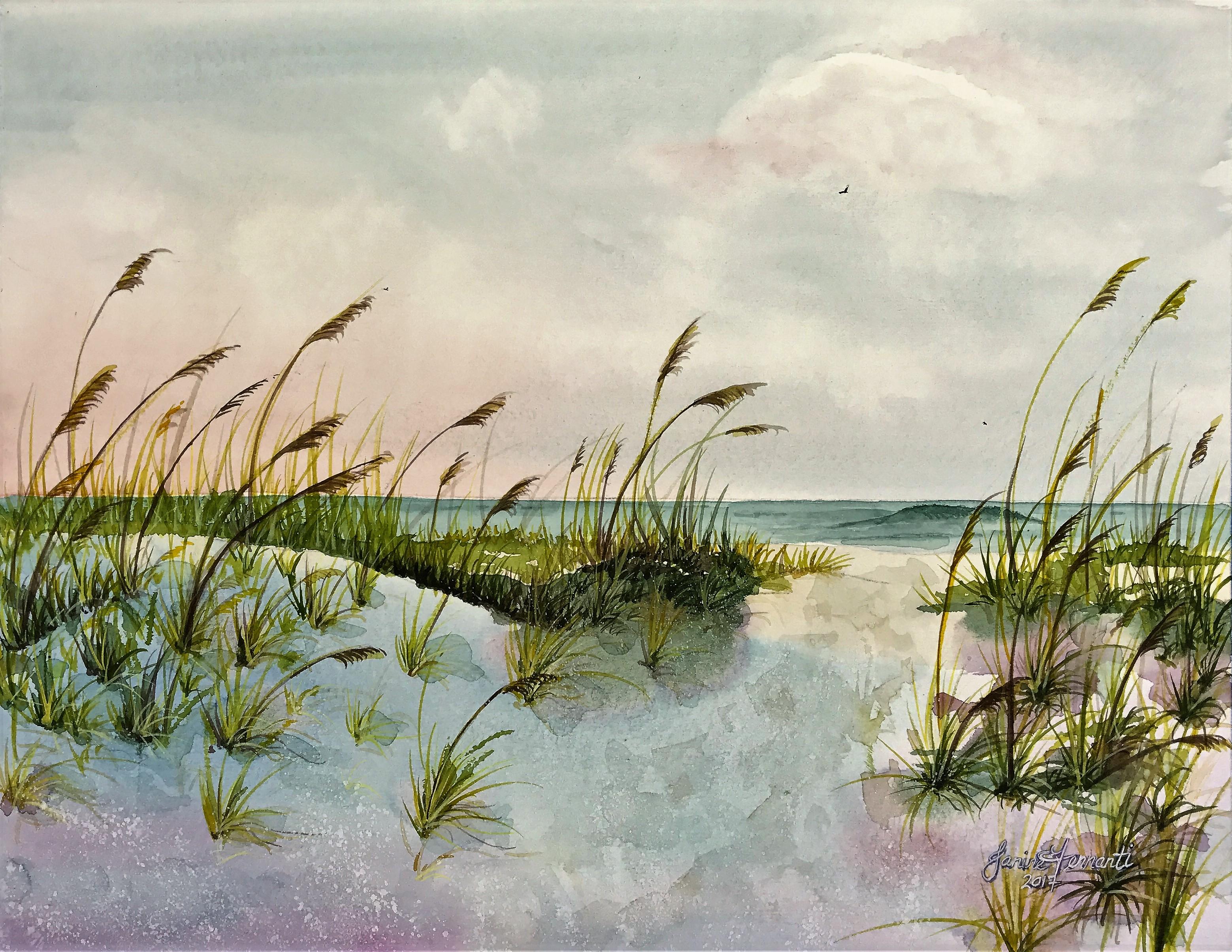 Pastel Dunes