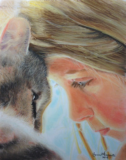 """Feline Love"""
