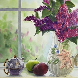 Garden Lilacs