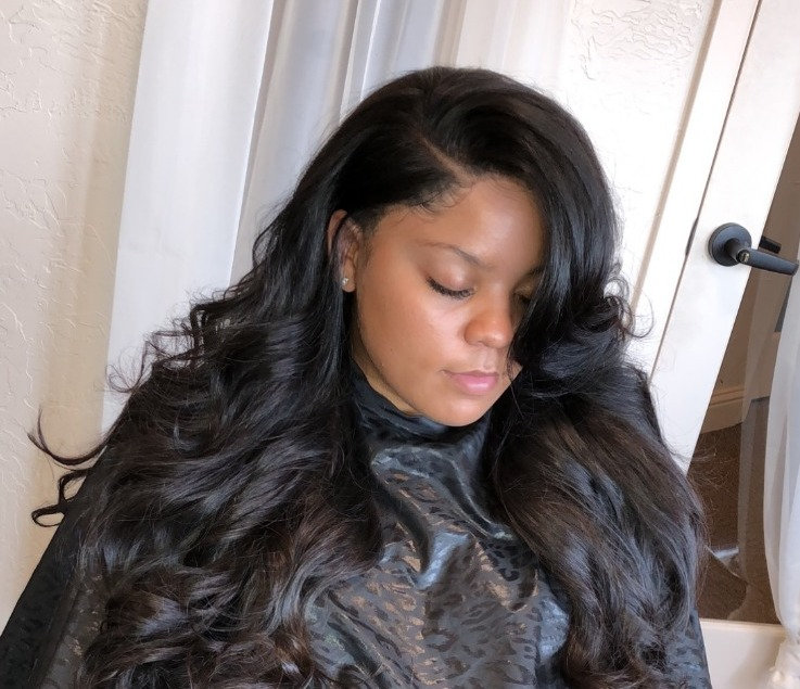 Signature - Lace Frontal Install