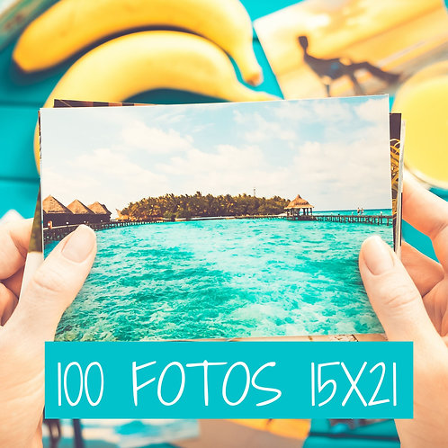 PACK 100 FOTOS 15X21