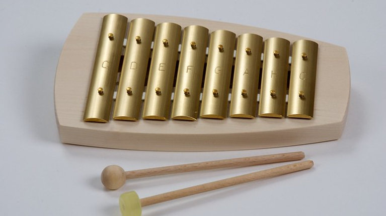Glockenspiel Auris 8 Töne
