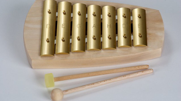 Glockenspiel Auris 7 Töne