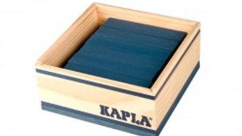 Kapla 40er Quadrat dunkelblau