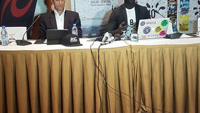 Point presse au Radisson Blue