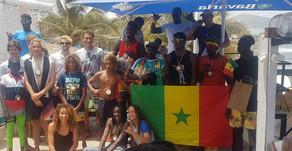 Résultats officiels - 3ème Coupe du Sénégal de Surf 2018