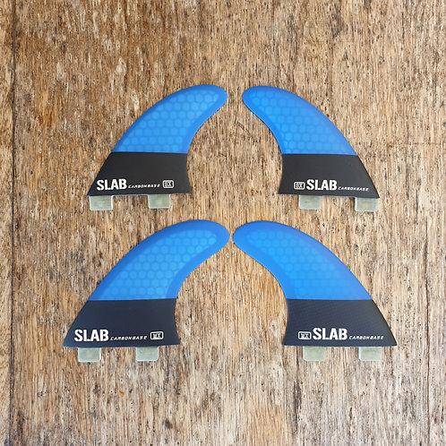 SLAB Fins | FCS | Quad