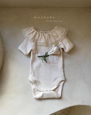 Monbebe Frill Bodysuit