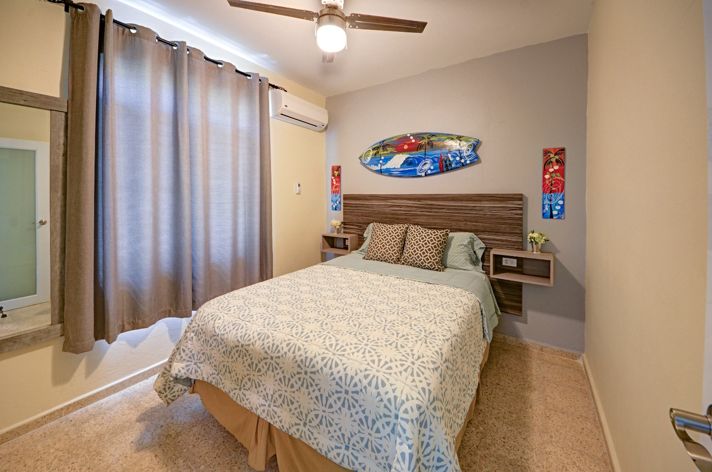 Unit 2 small bedroom