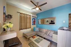 Unit 1 livingroom
