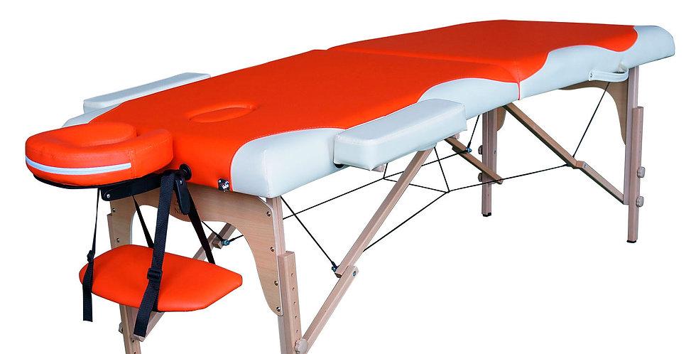 Массажный стол DFC NIRVANA Relax (Orange Crem)