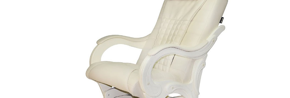 Массажное кресло-глайдер КОМБИНИРОВАННАЯ КОЖА СТАНДАРТ