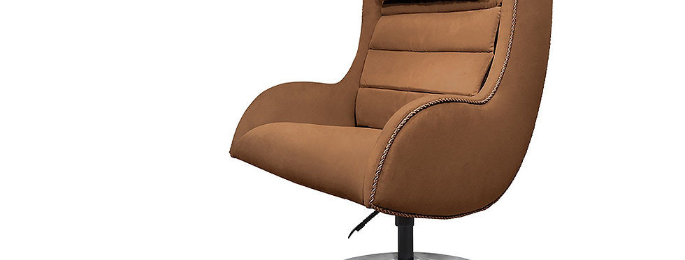 Массажное кресло EGO Max Comfort EG 3003 Микровелюр стандарт