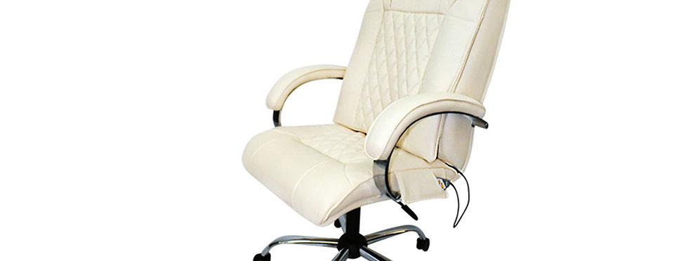 Офисное массажное кресло EGO Domus EG1002 Натуральная кожа стандарт