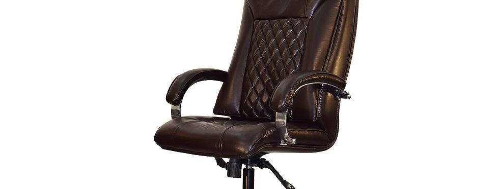 Офисное массажное кресло EGO Domus EG1002 Комбинированная кожа стандарт