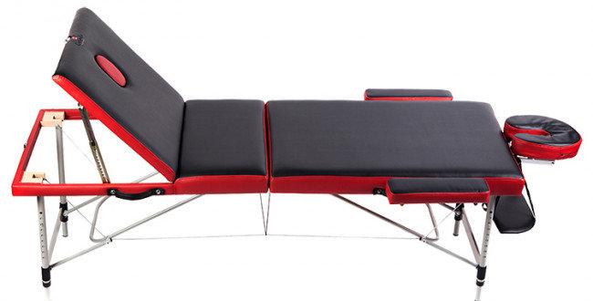 Casada Malta (3A) трёхсекционный массажный стол