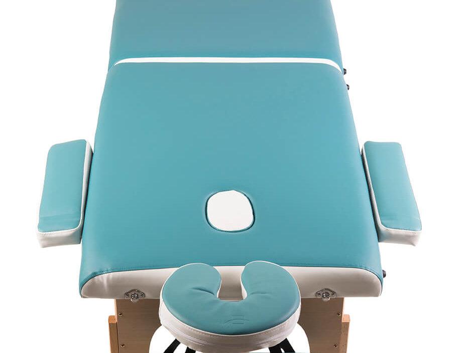 Casada Rodos (2W) двухсекционный массажный стол