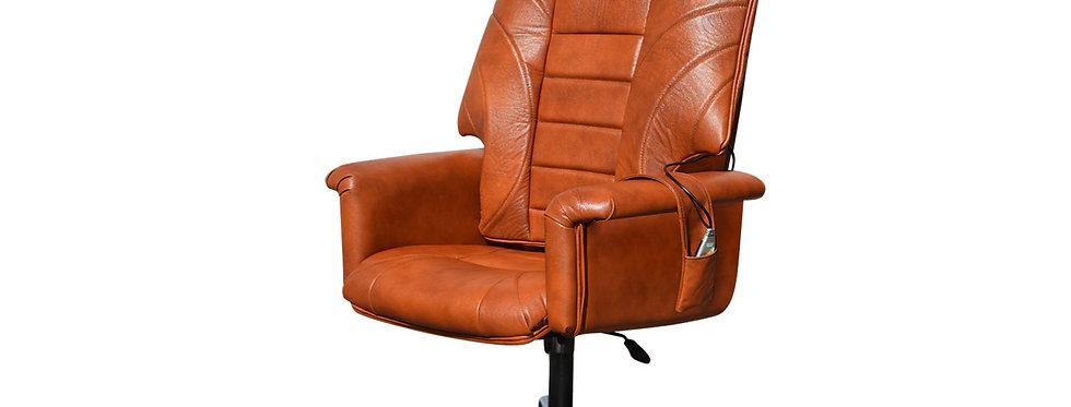 Офисное массажное кресло EGO Magnat EG1004 Натуральная кожа стандарт