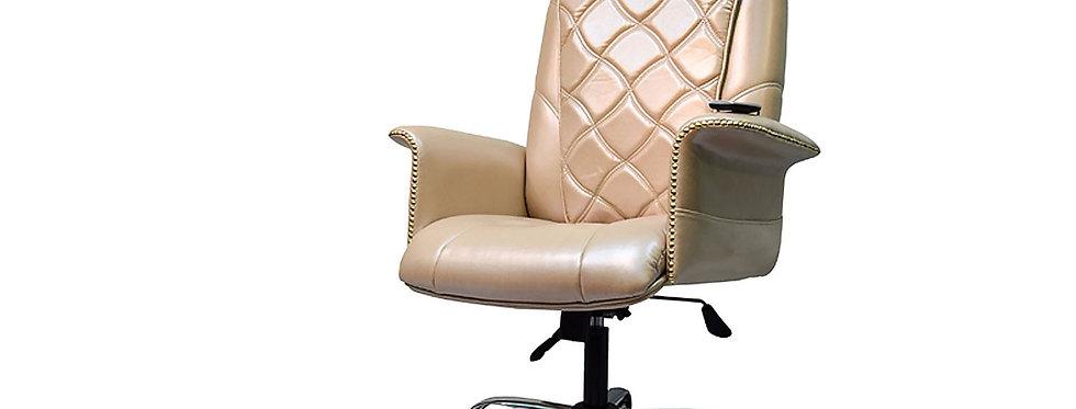 Офисное массажное кресло EGO PRIME EG1003 Натуральная кожа стандарт