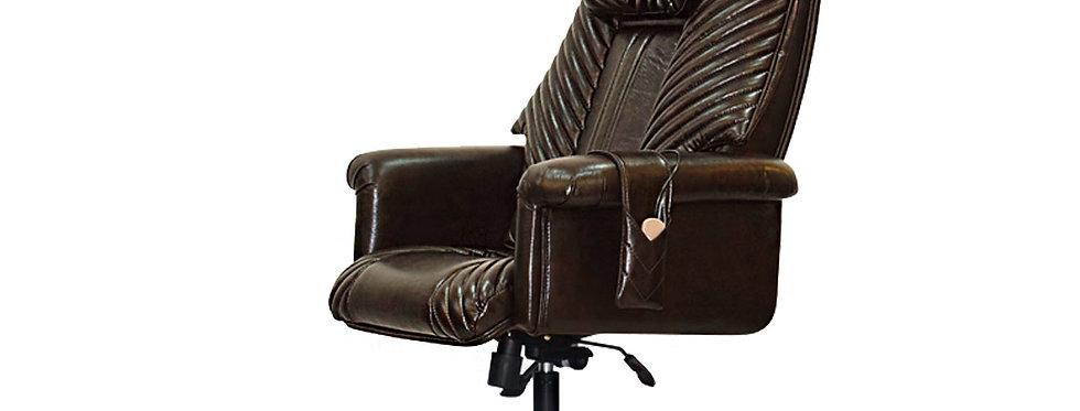 Офисное массажное кресло EGO PRESIDENT EG1005 Искусственная кожа стандарт