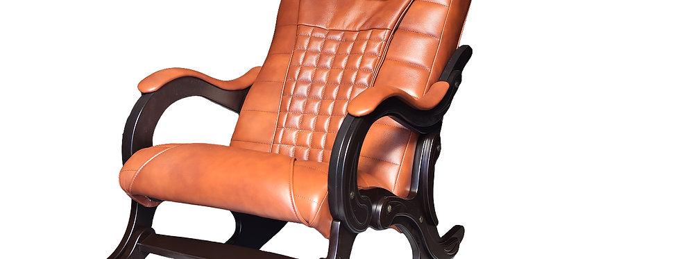 Массажное кресло-качалка Натуральная кожа стандарт