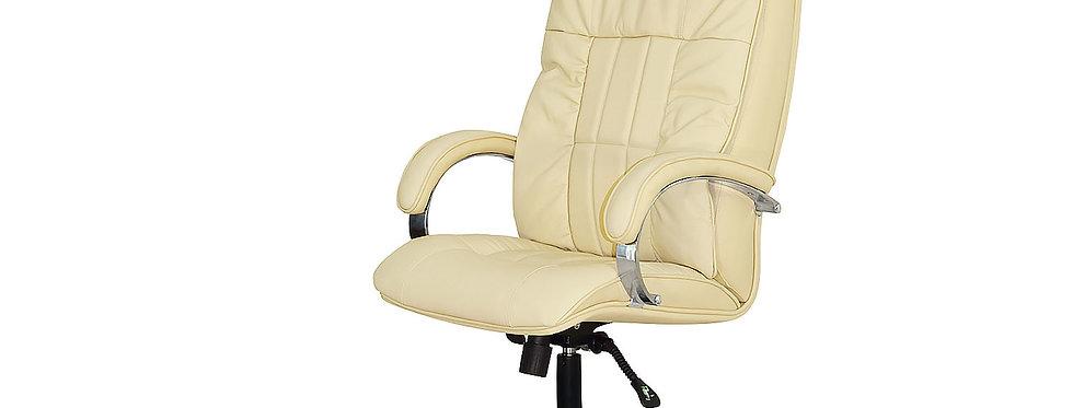 Офисное массажное кресло EGO BOSS EG1001 Натуральная кожа стандарт
