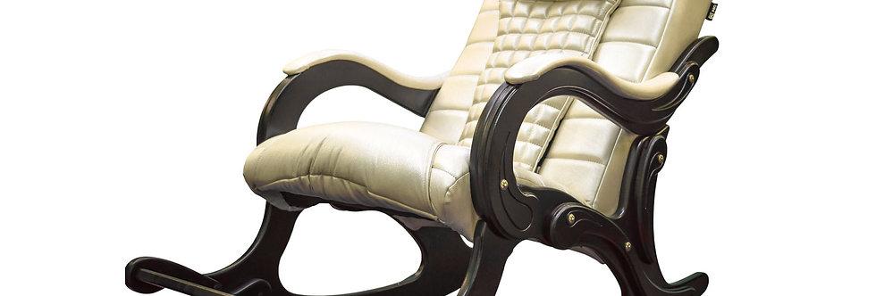 Массажное кресло-качалка Искусственная кожа стандарт
