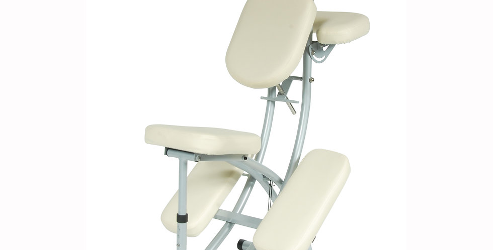 Массажное кресло для шейно-воротниковой зоны  MA-03 МСТ-3АЛ (алюминий)