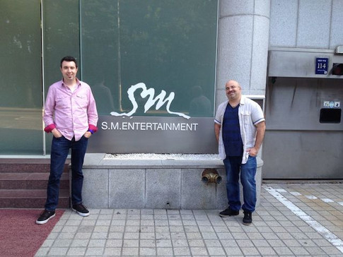 K-Pop Writing Camp - Seoul