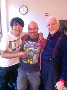 Lang Lang and Peter Nero