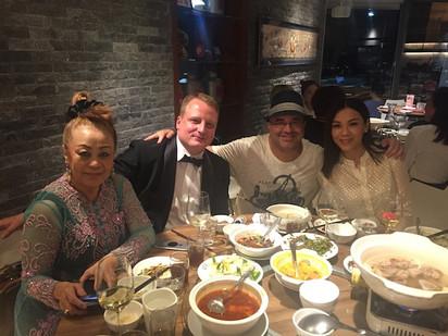 Dinner with Tanya Chua - GMAs
