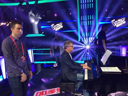 Rehearsal - The Voice of China