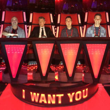 The Voice of China - Judges