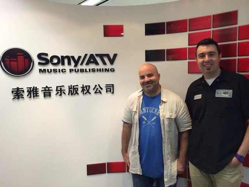 Sony/ATV - Beijing