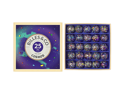 Cosmos Marbles Mini Box